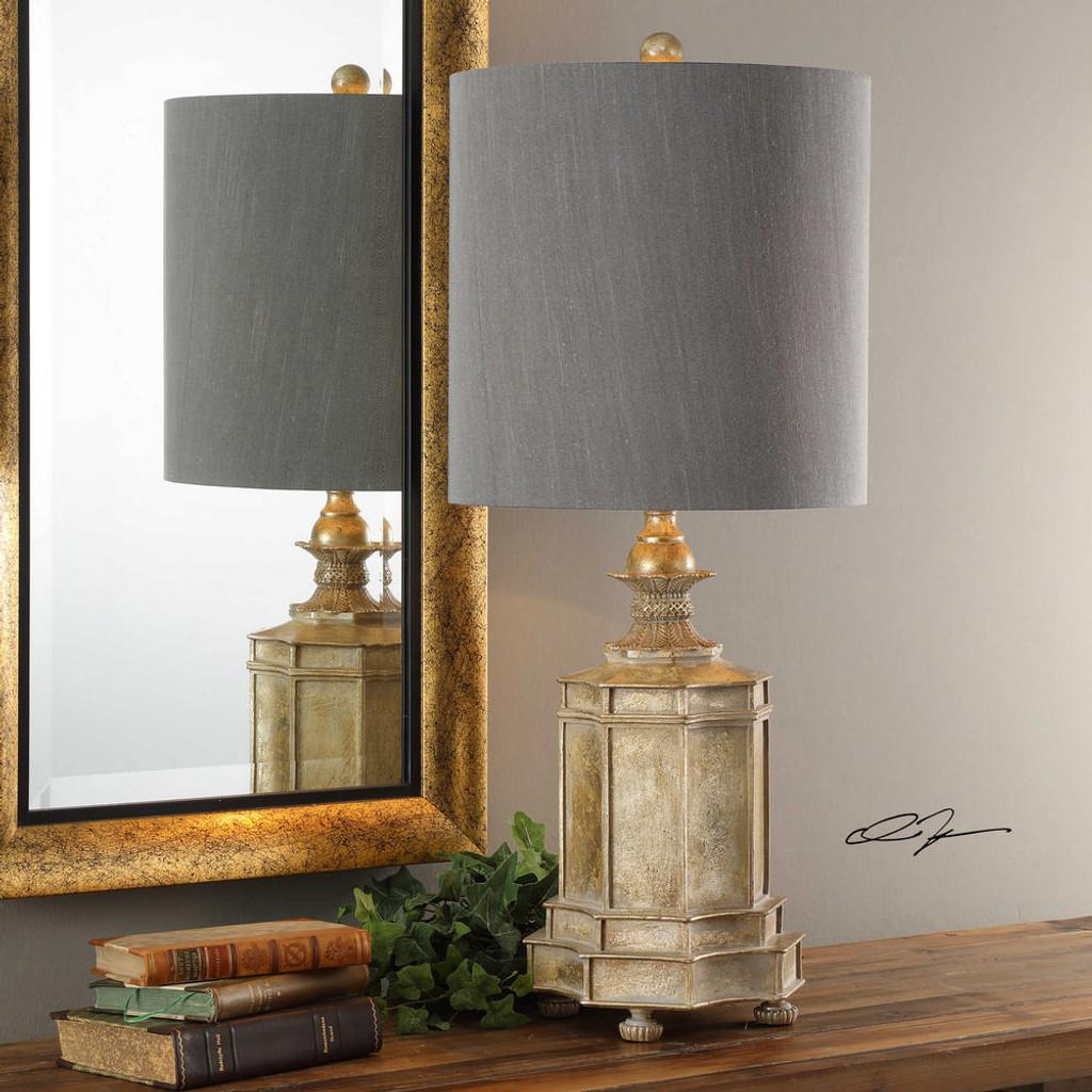 Falerone Buffet Lamp by Uttermost