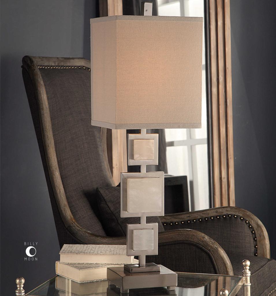 Idalgo Buffet Lamp by Uttermost
