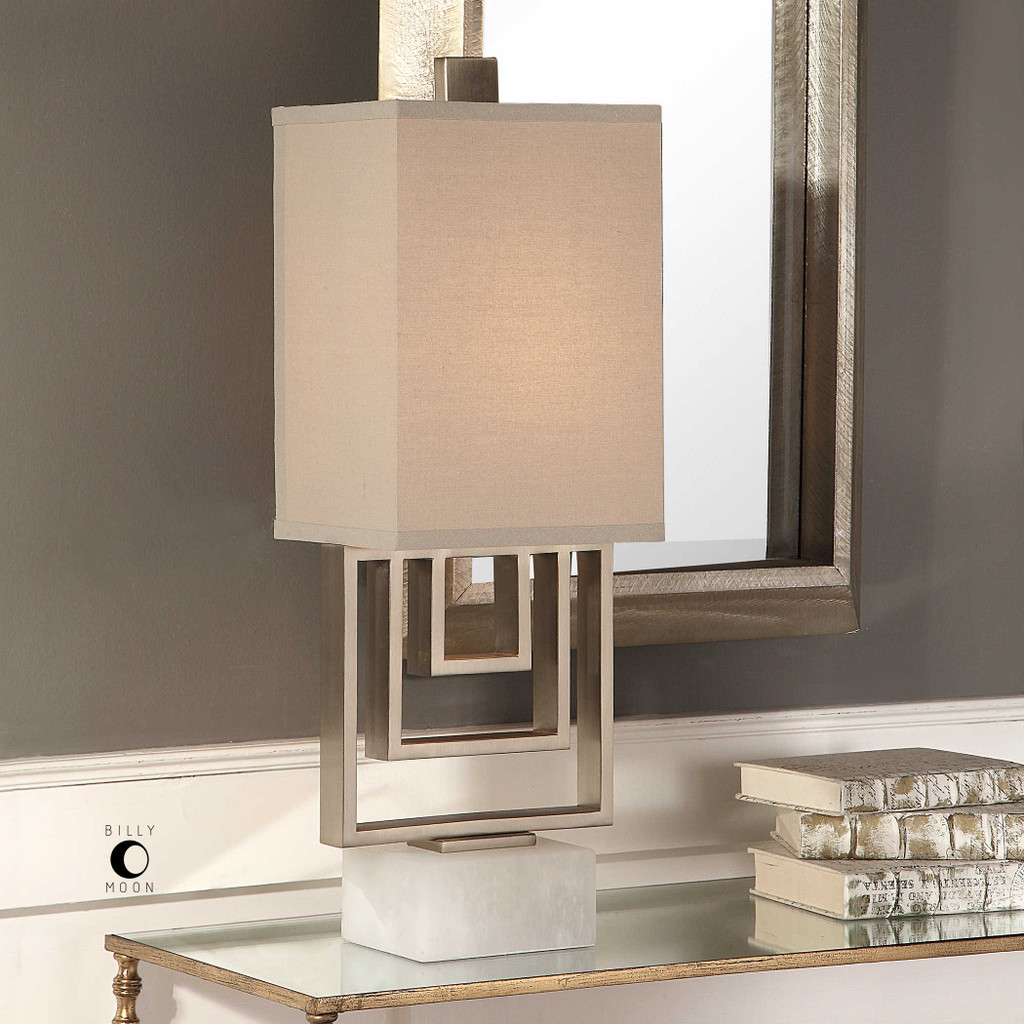 Medora Accent Lamp by Uttermost