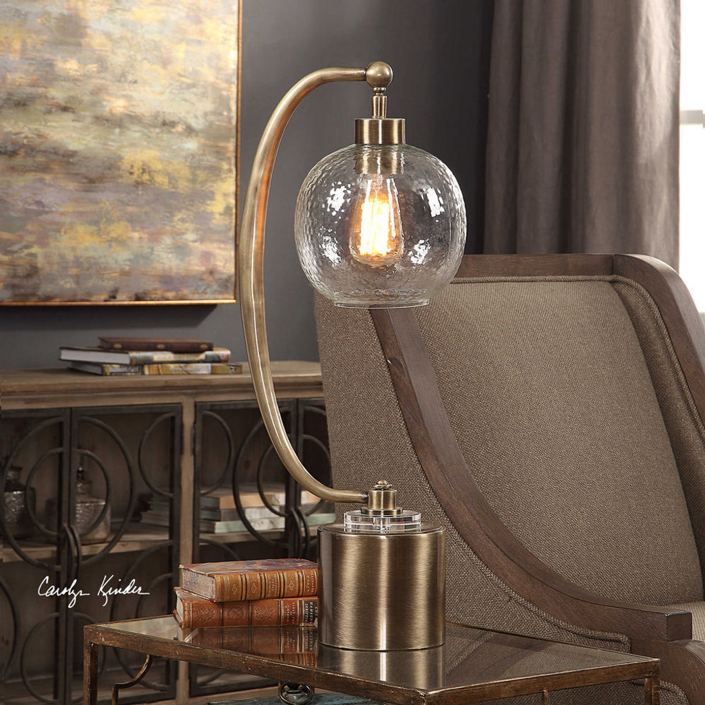 Gacinia Accent Lamp by Uttermost