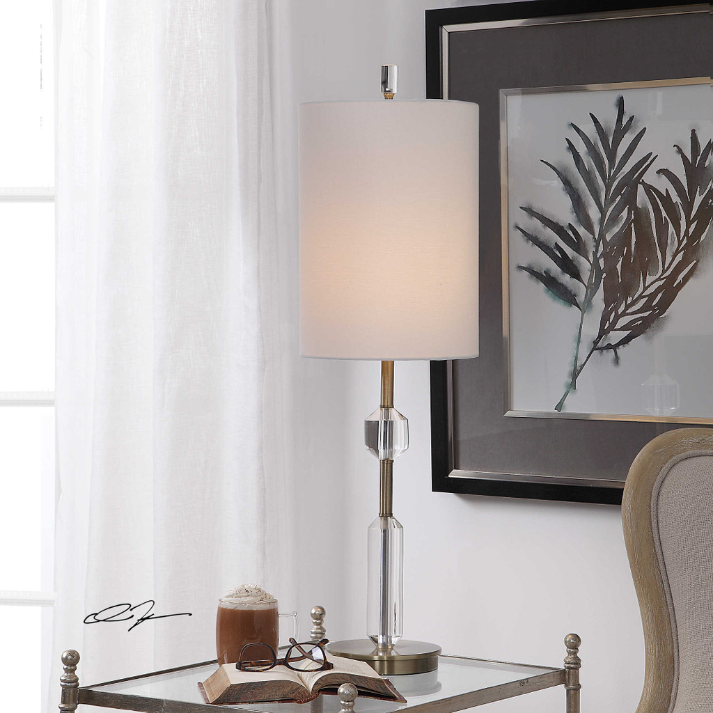 Margo Buffet Lamp by Uttermost