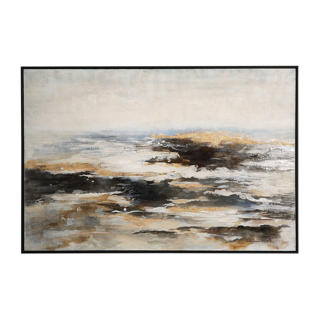 Aftermath Hand Painted Canvas by Uttermost