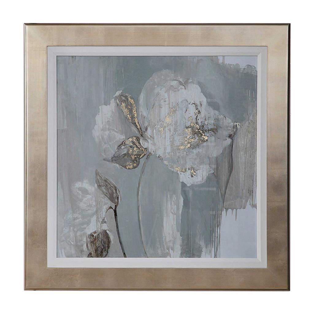 Golden Tulip Framed Print by Uttermost