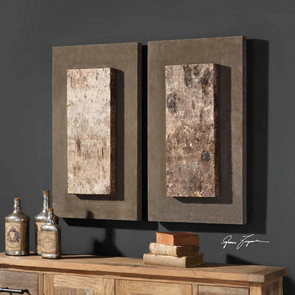 Betula S/2 by Uttermost