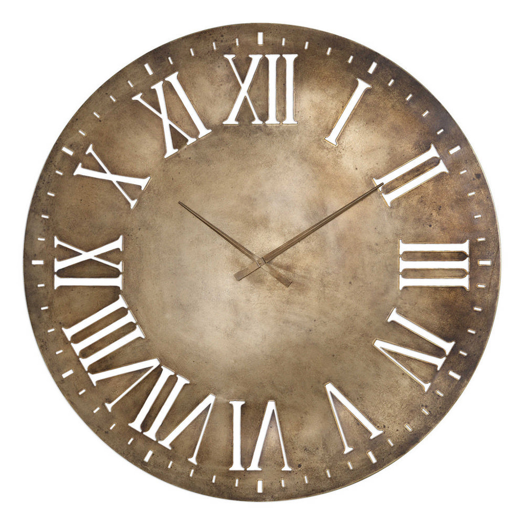 Henrik Wall Clock by Uttermost