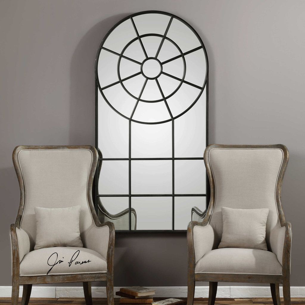 Macello Arch Mirror by Uttermost