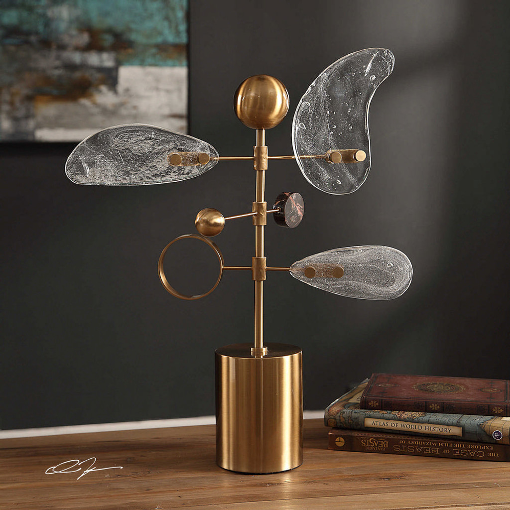Ares Sculpture by Uttermost