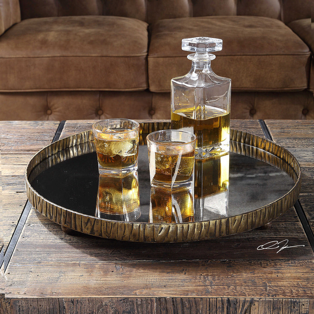 Aya Tray by Uttermost