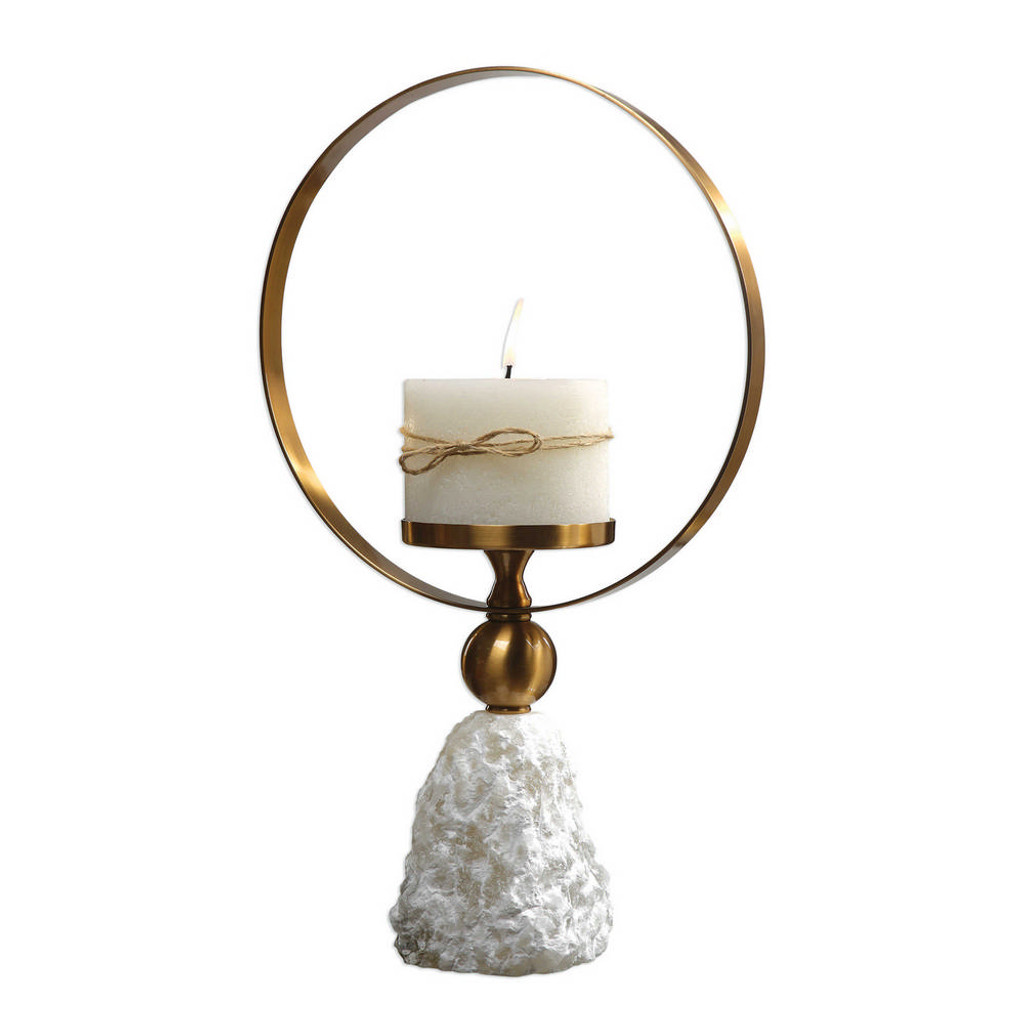 Avani Candleholder by Uttermost