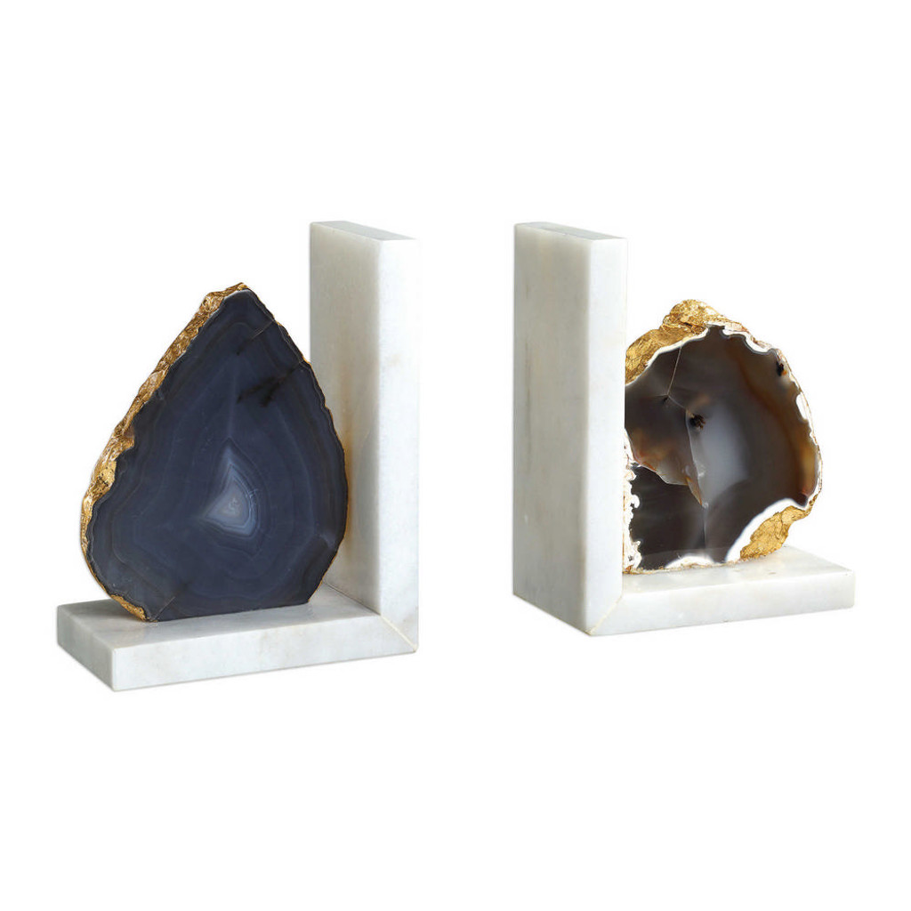 Aysha Bookends S/2