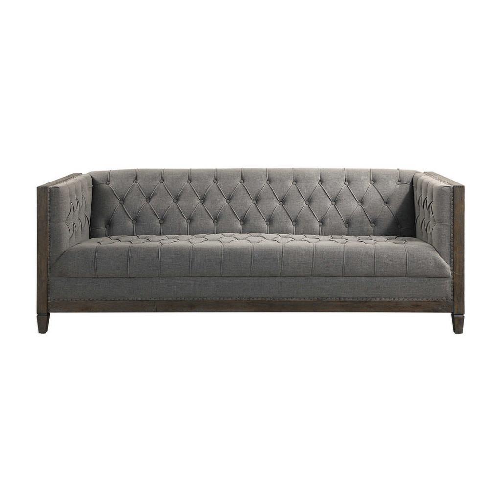 Melado Chesterfield Sofa by Uttermost