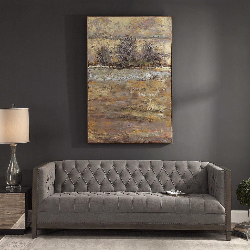 Melado Chesterfield Sofa