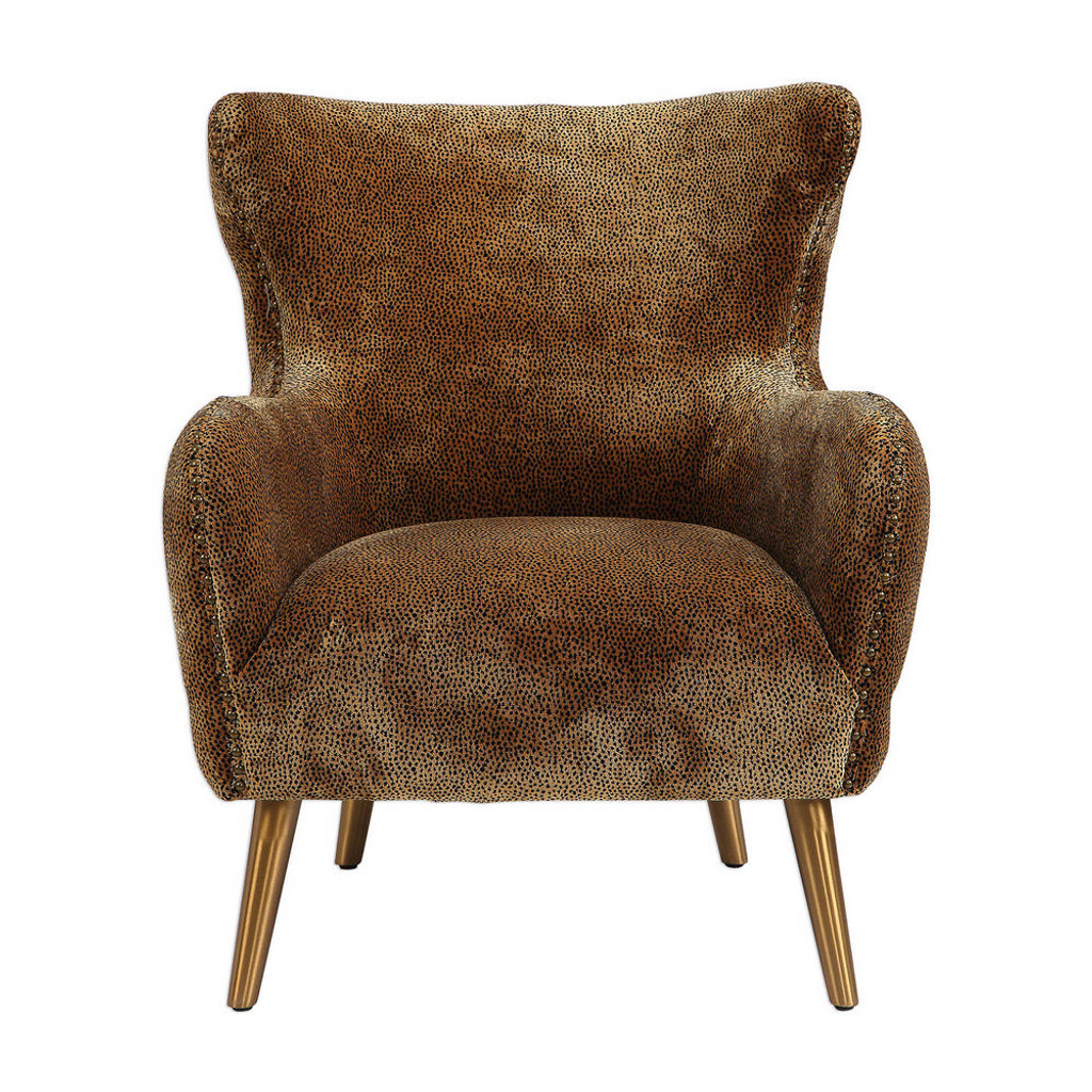 Maroni Accent Chair by Uttermost