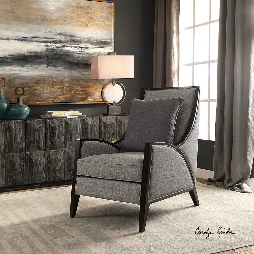 Amity Accent Chair by Uttermost