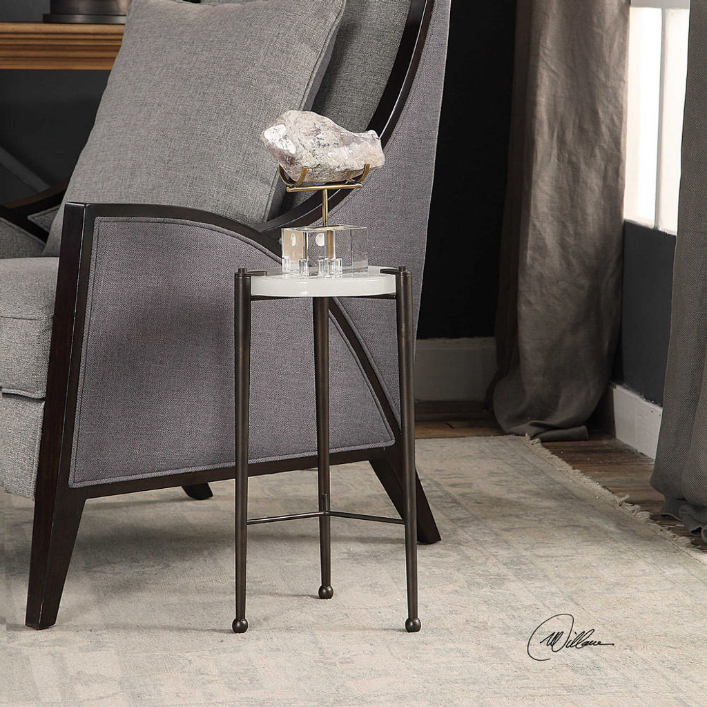 Ames Accent Table by Uttermost