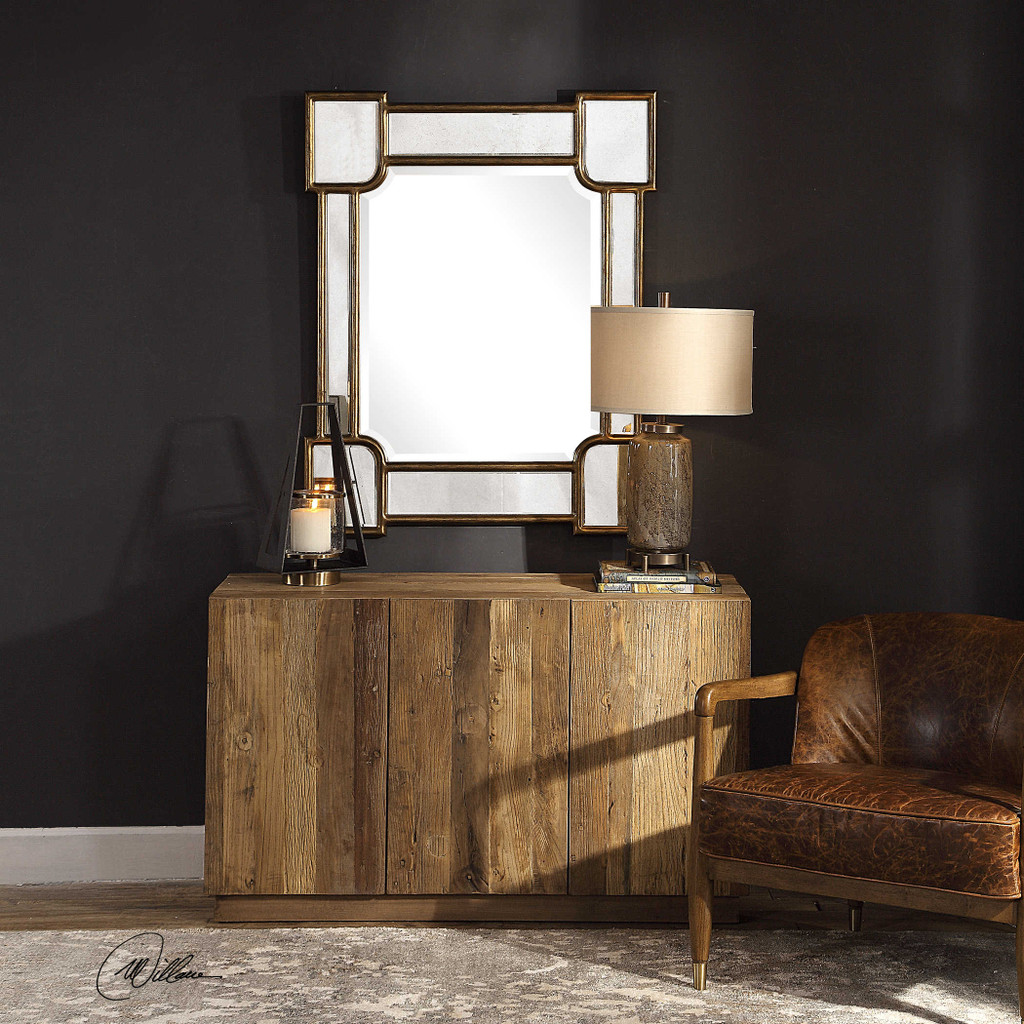 Hunter Console Cabinet by Uttermost