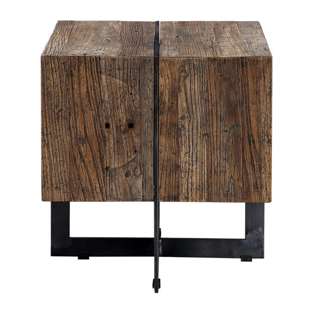 Connell End Table by Uttermost