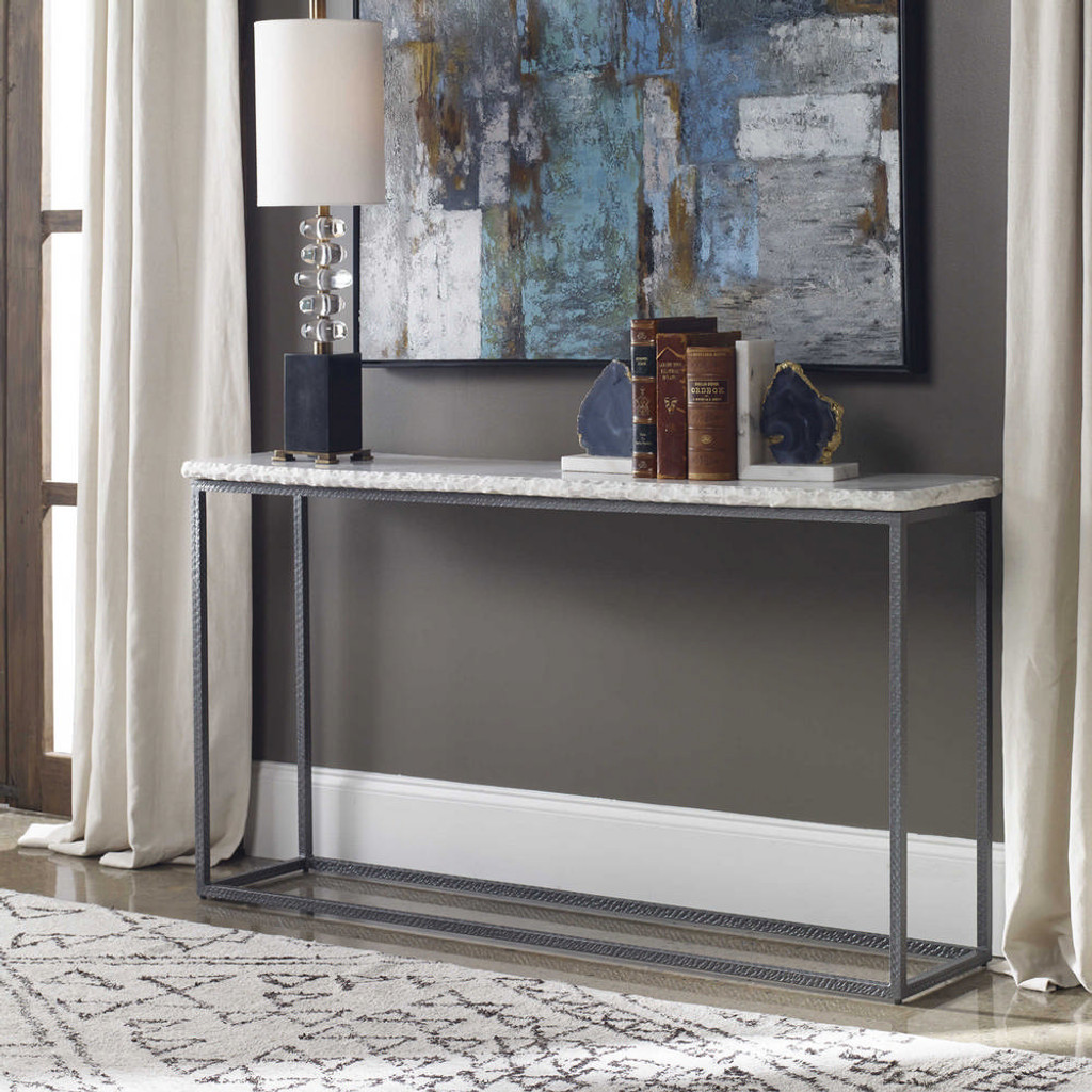Kosumi Console Table 2 Boxes by Uttermost