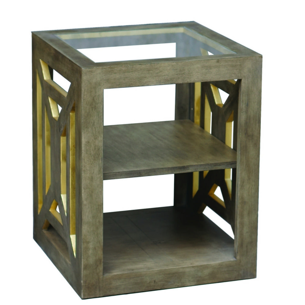 Evander Side Table