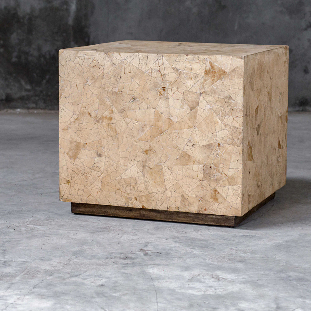 Keona Cube Table