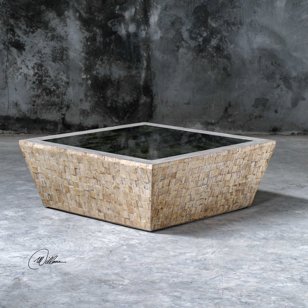 Annora Coffee Table by Uttermost