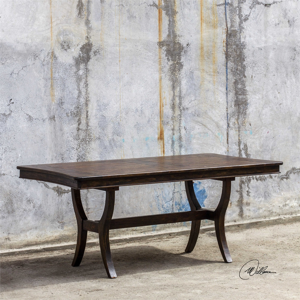 Gordon Dining Table - by Uttermost
