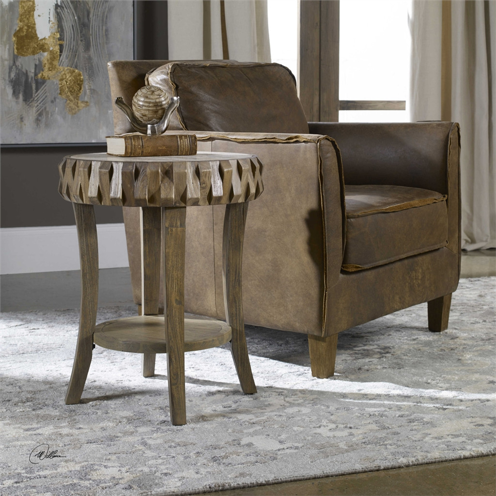 Kasari Accent Table - by Uttermost