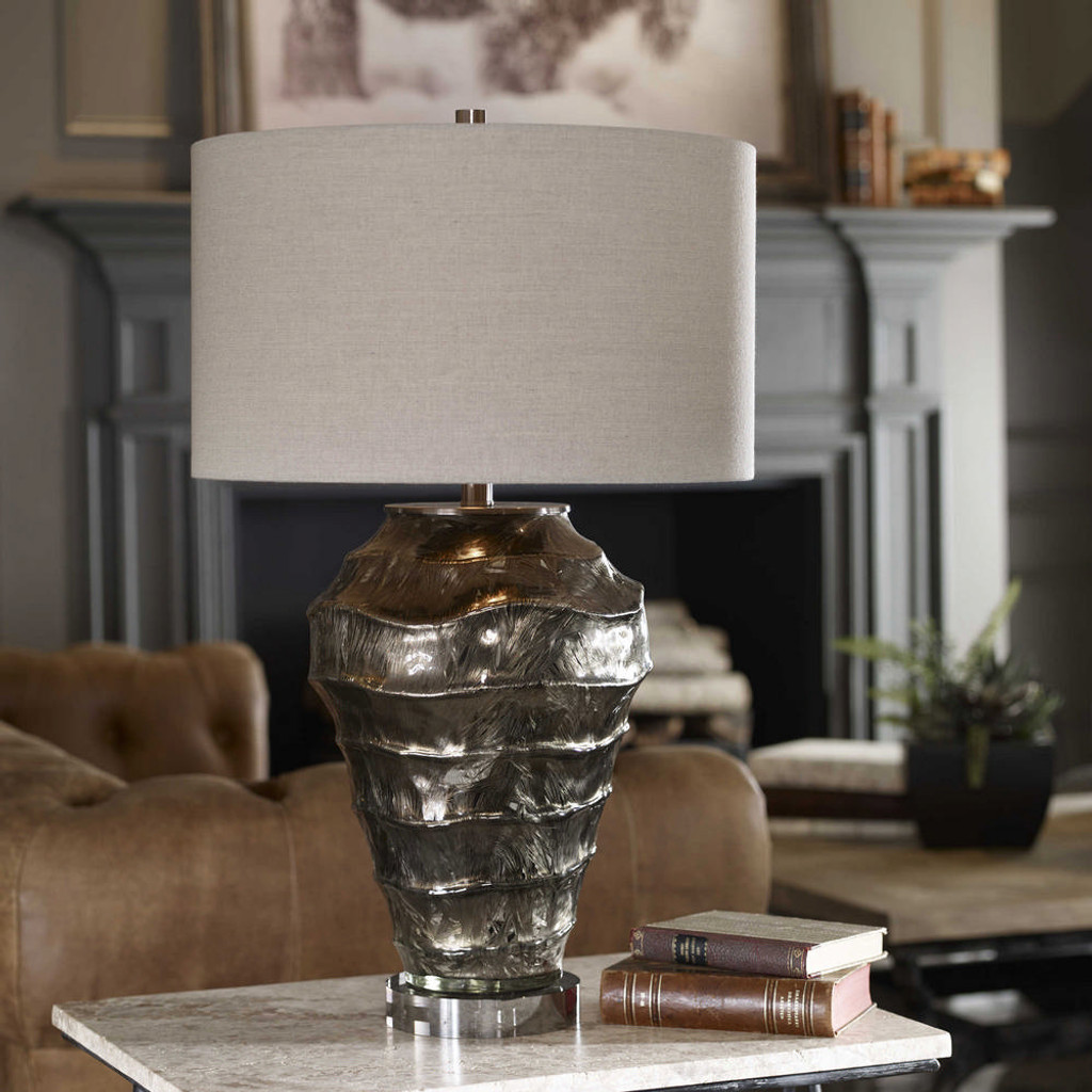 Esteban Table Lamp by Uttermost