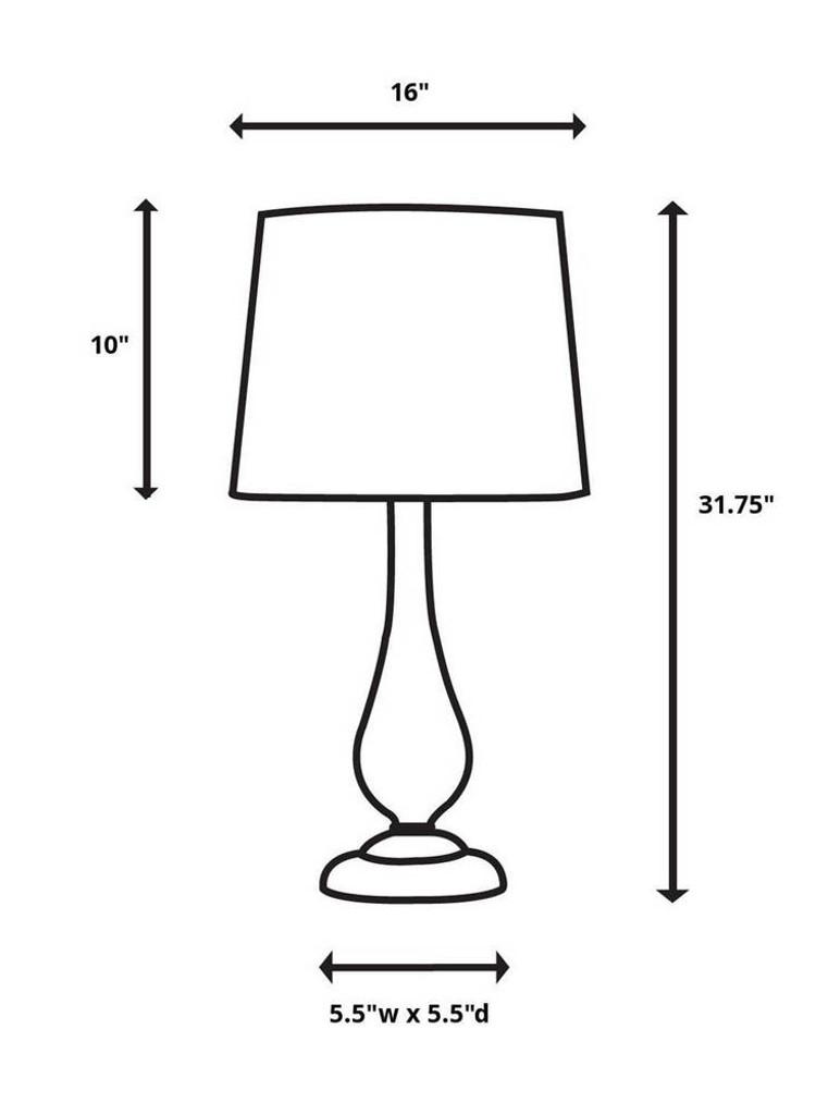 Carron Table Lamp