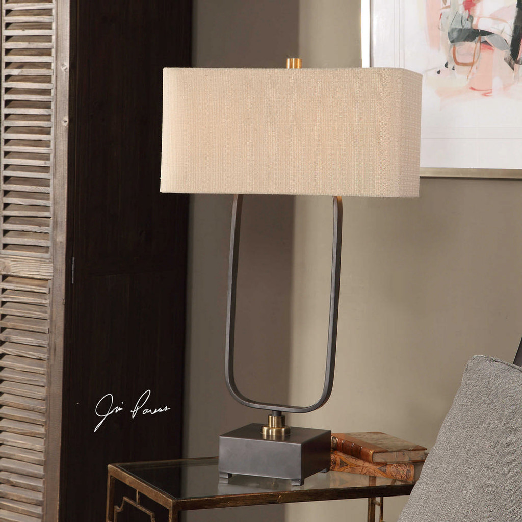 Lamair Table Lamp by Uttermost
