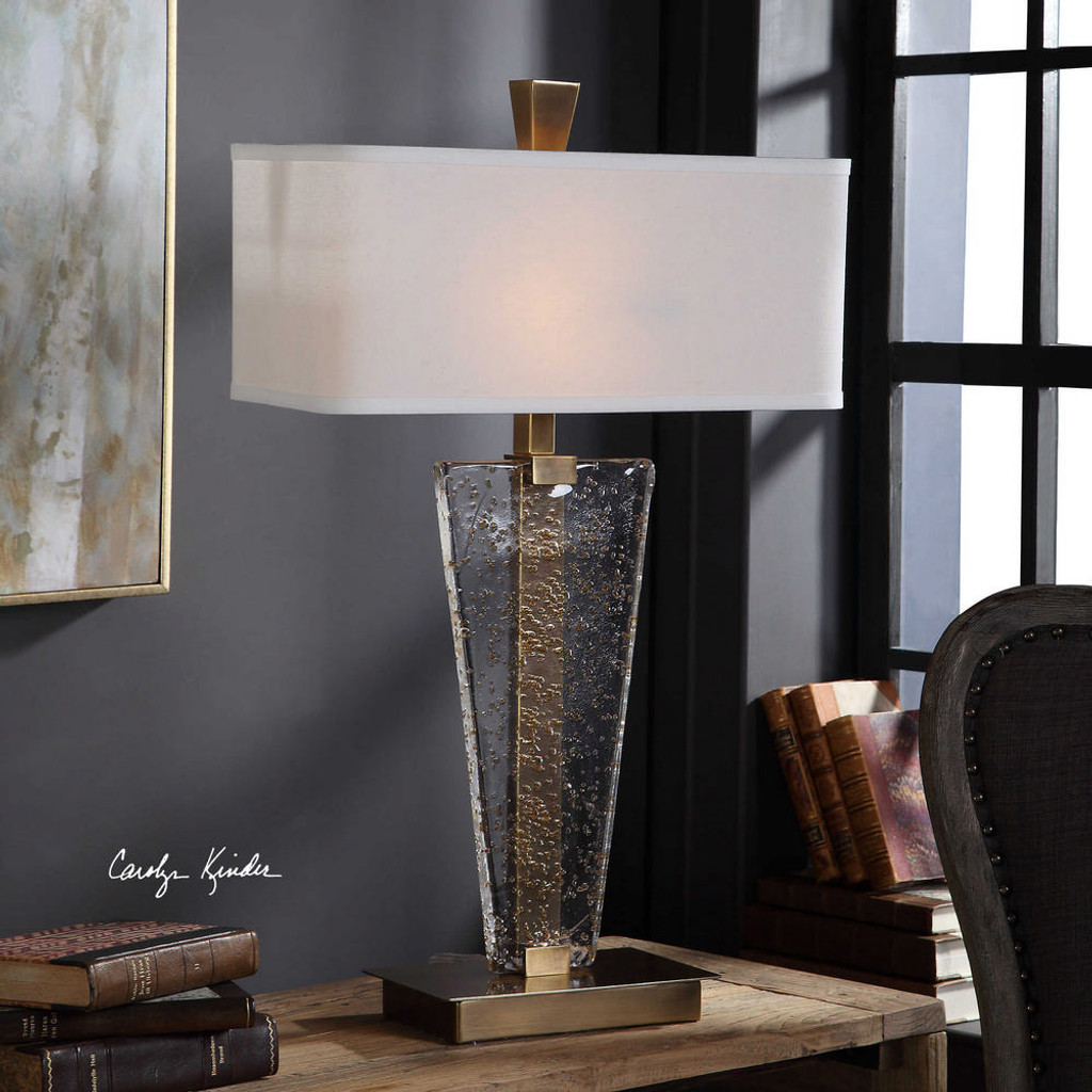 Kemper Table Lamp by Uttermost