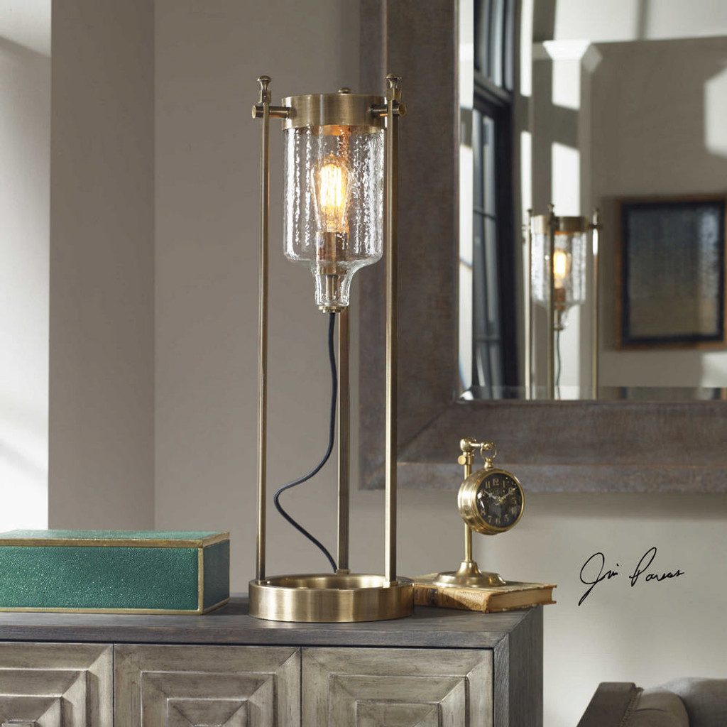 Alfano Accent Lamp by Uttermost