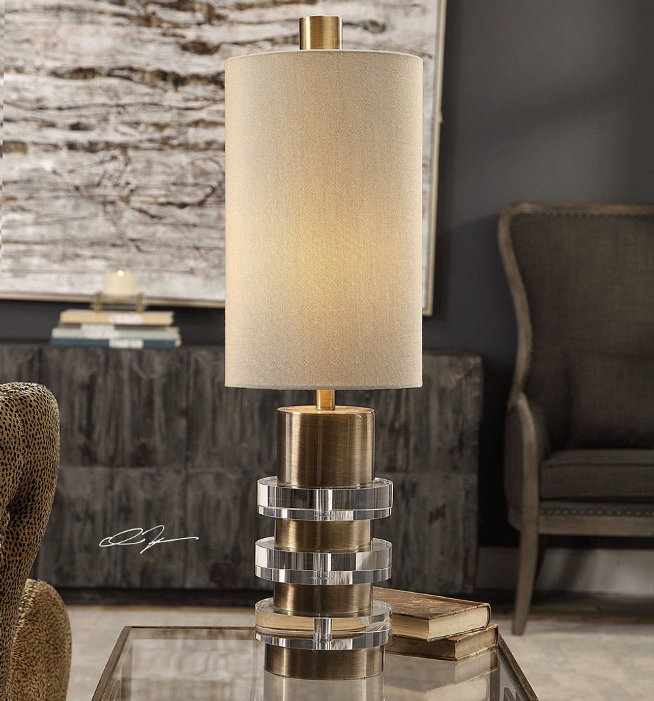 Callon Buffet Lamp by Uttermost
