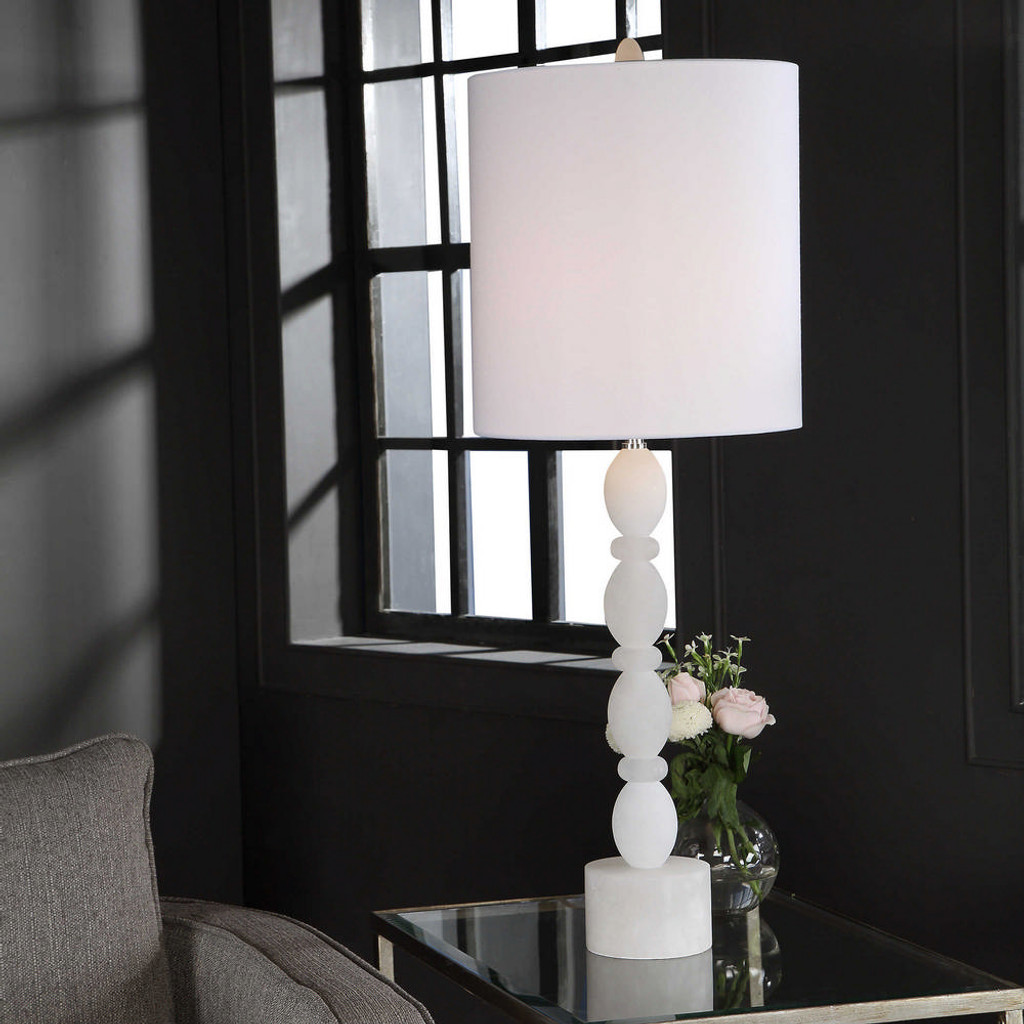 Briony Buffet Lamp by Uttermost