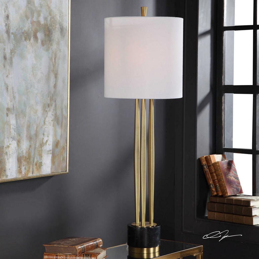 Bahira Table Lamp by Uttermost