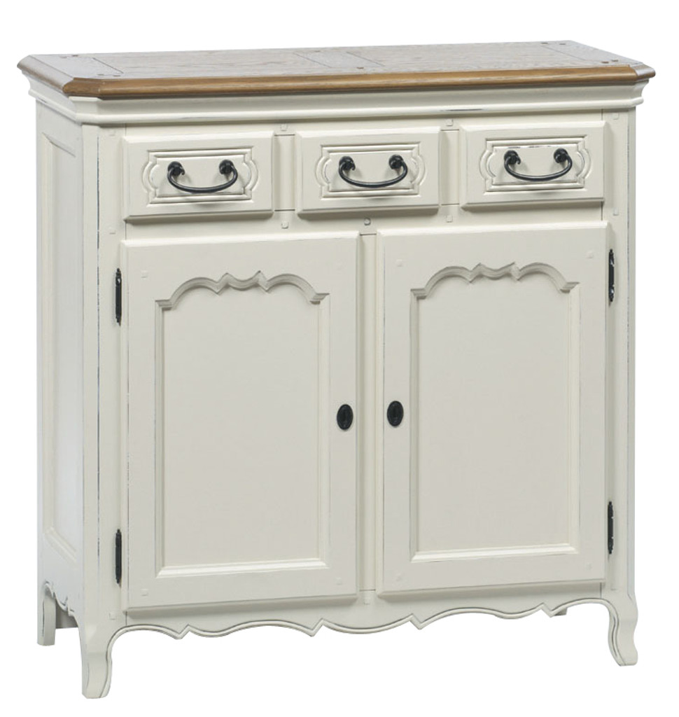 Bella House Chateau 2 Door Sideboard - A/Cream