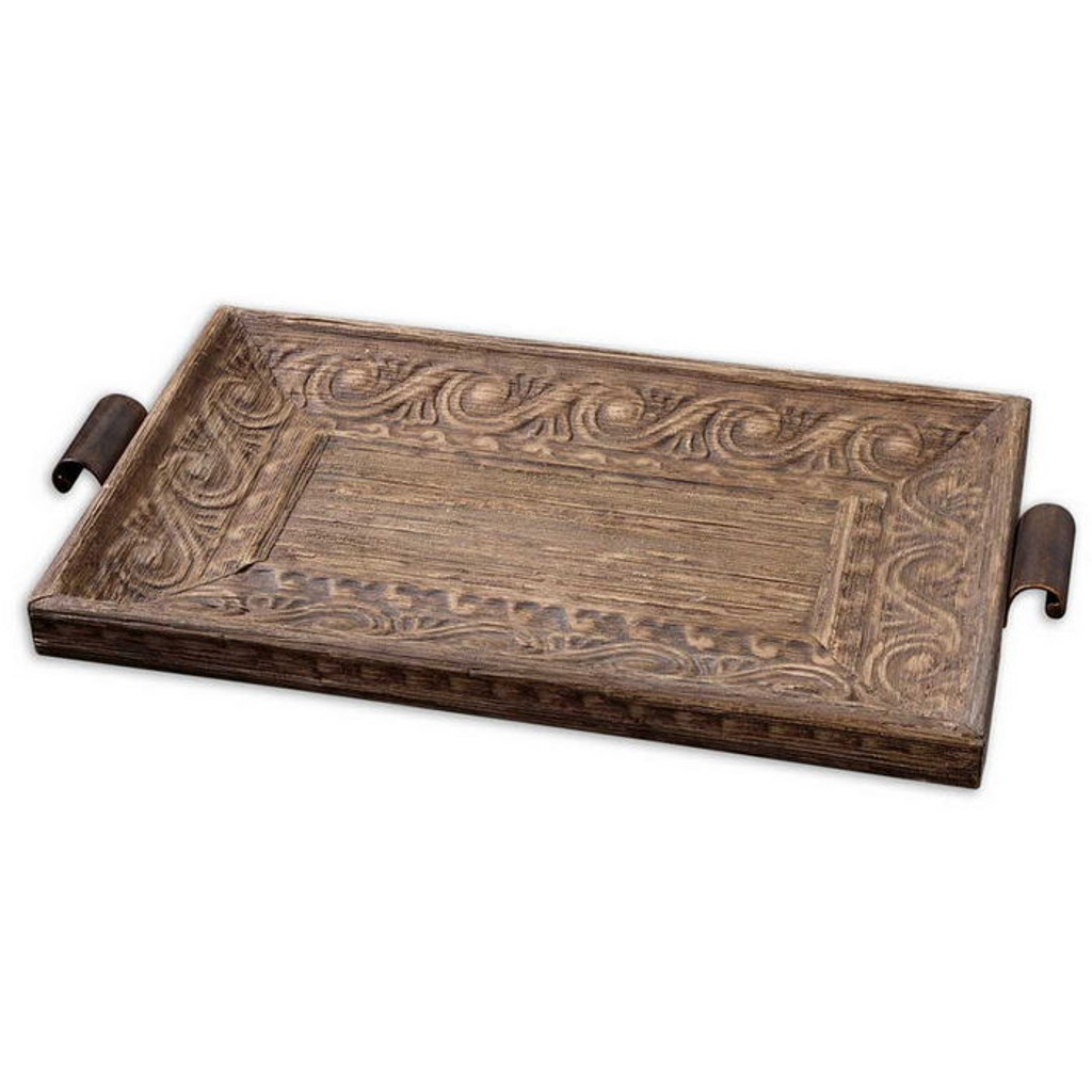 Camillus Tray by Uttermost