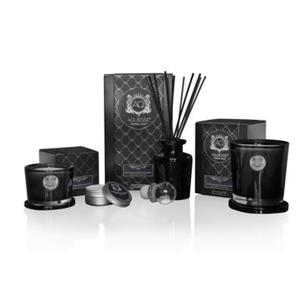 Black Tea Cognac - Candle Large