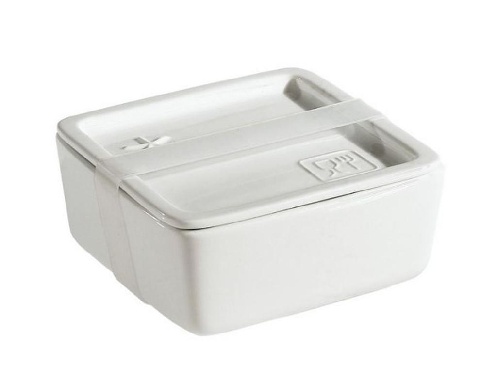 Porcelain Fridge Box - Square
