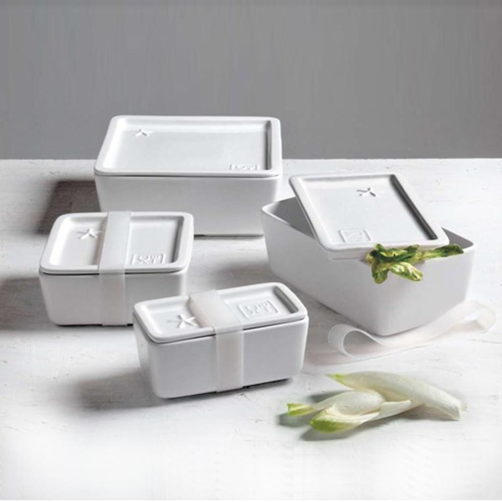 Porcelain Fridge Box - Small