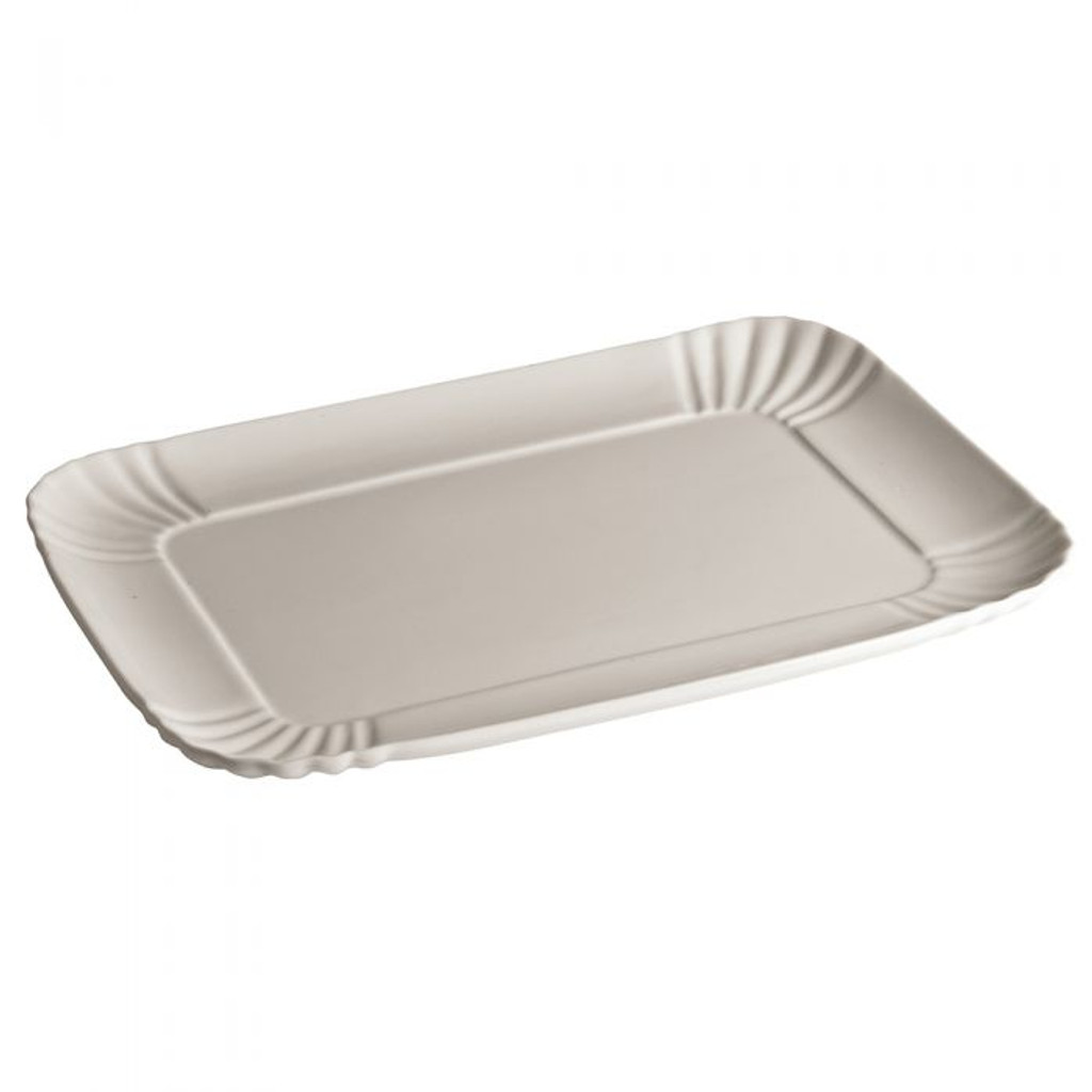 Porcelain Serving Tray - Large
