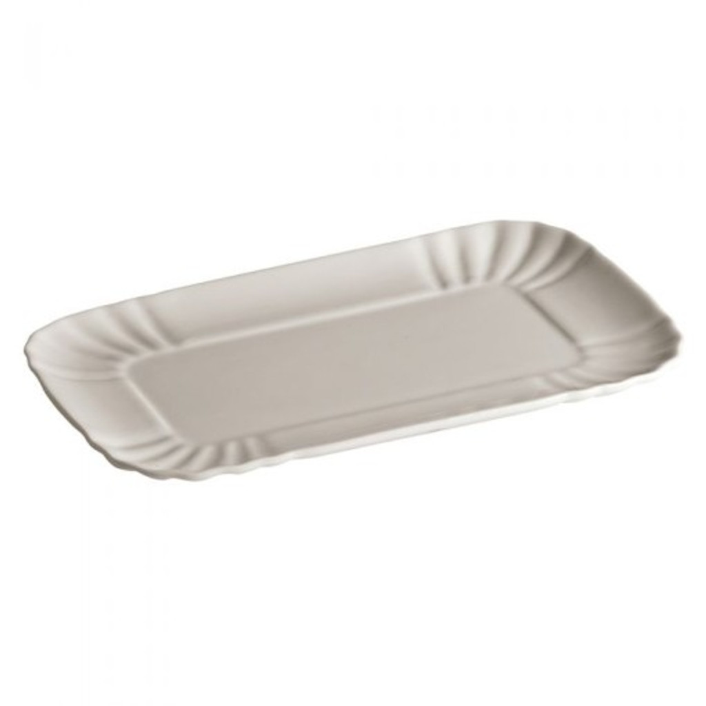 Porcelain Serving Tray - Small