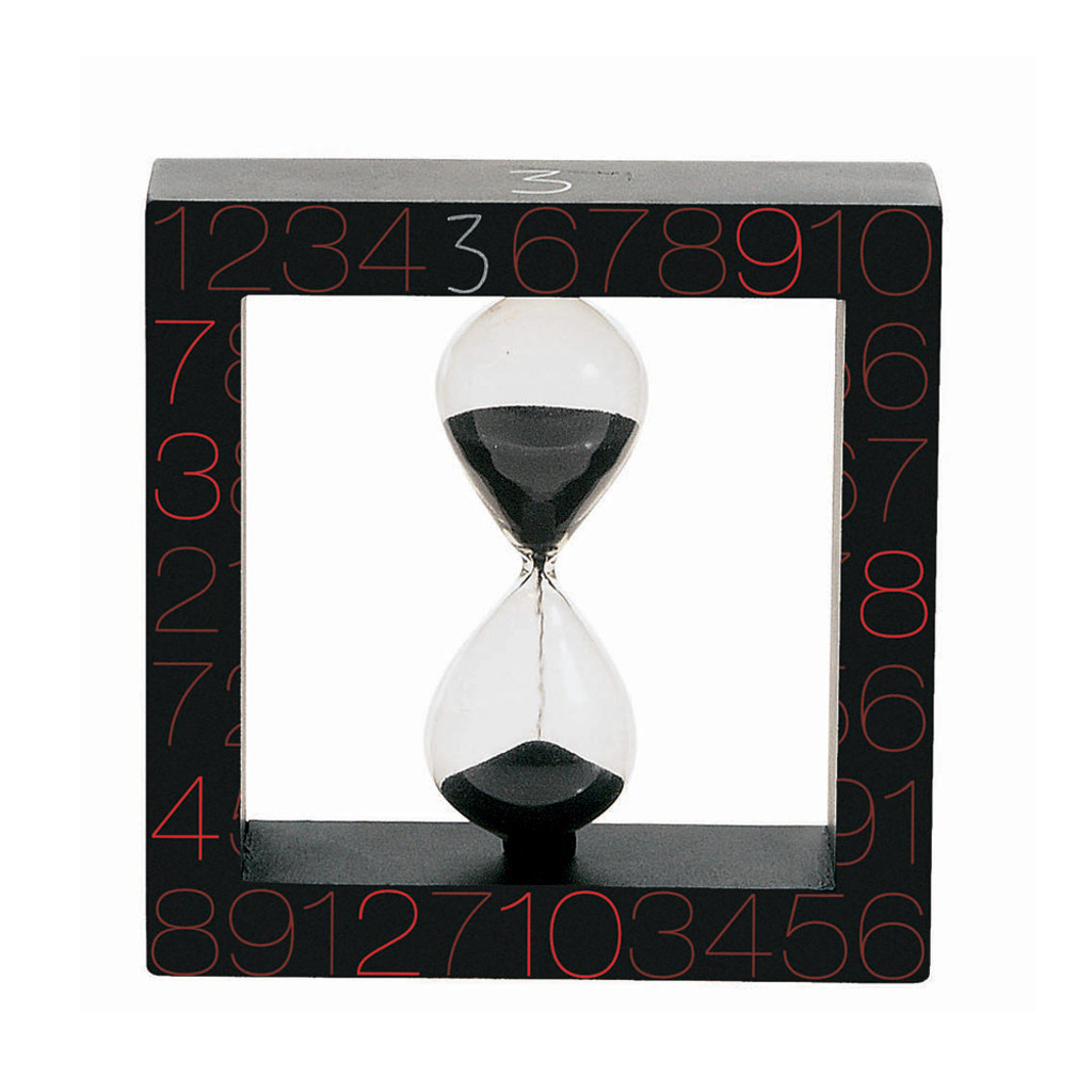 Si Time - 3min Hourglass