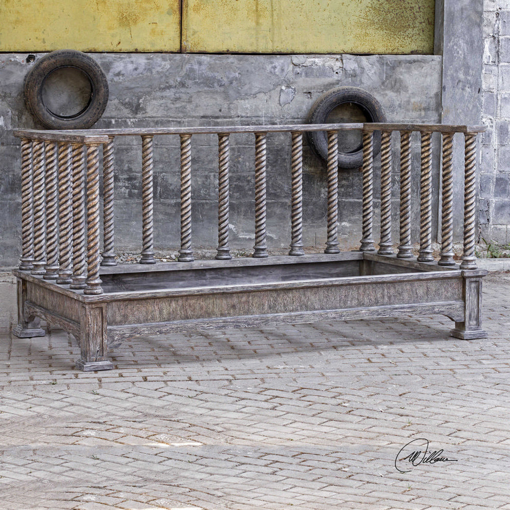 Lapine Daybed by Uttermost