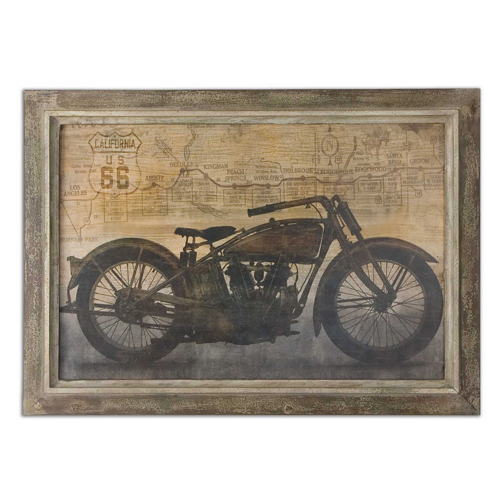 Ride Oil Reproduction OR by Uttermost