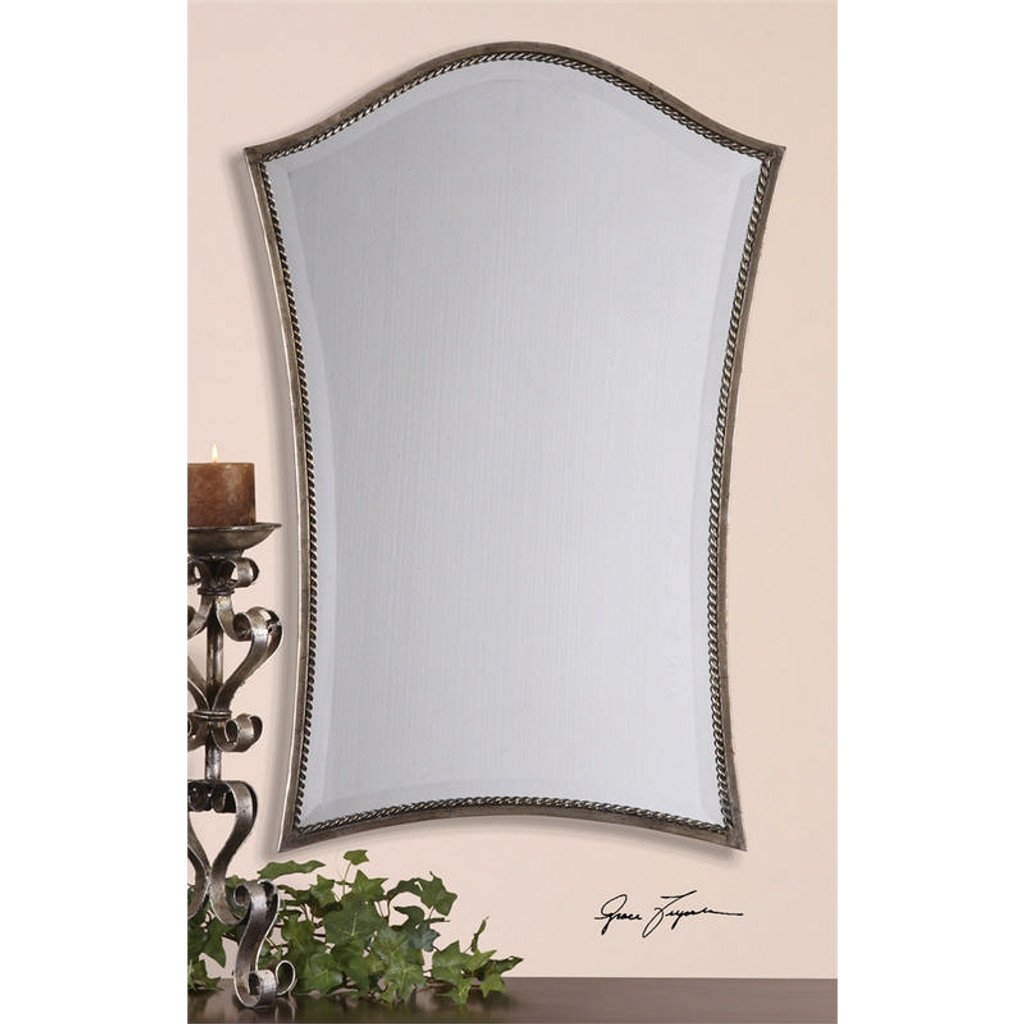 Sergio Vanity Mirror by Uttermost