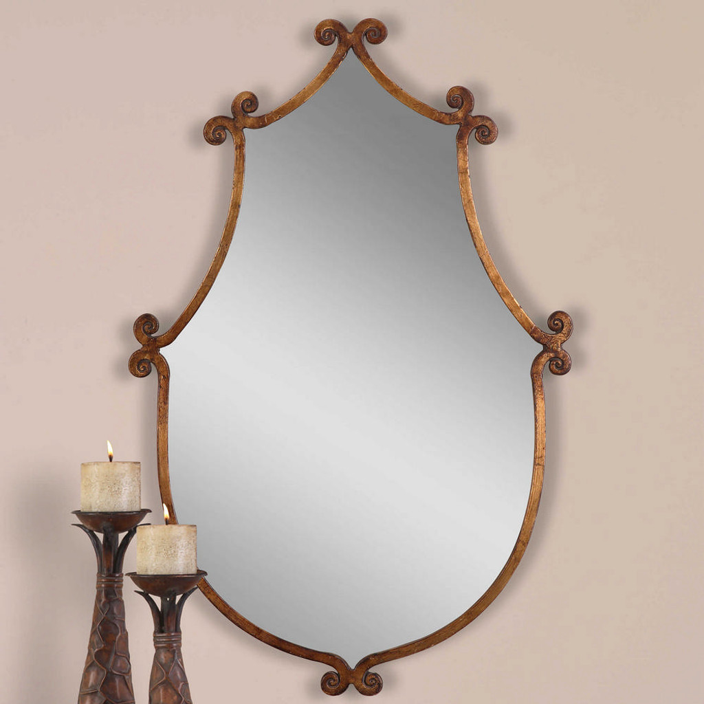 Ablenay Vanity Mirror by Uttermost