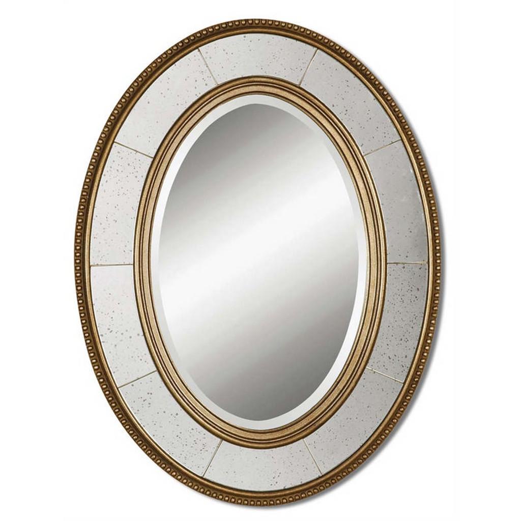 Lara Oval Mirror