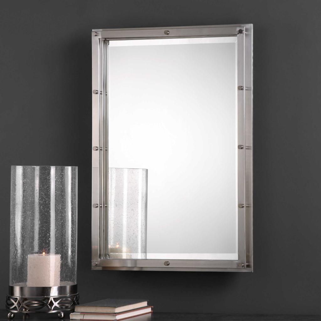 Manning Vanity Mirror by Uttermost