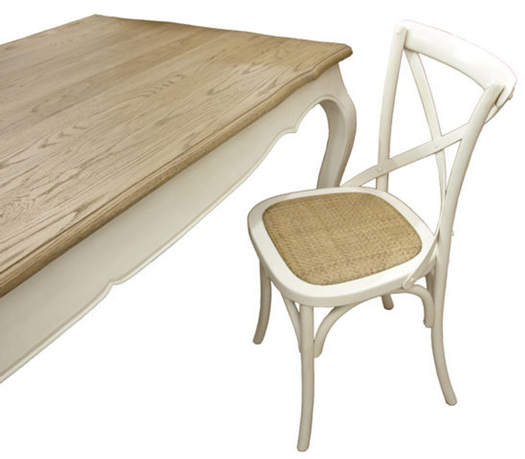 Antoinette Dining Table 240cm - with chair
